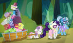 Camping With Trixie