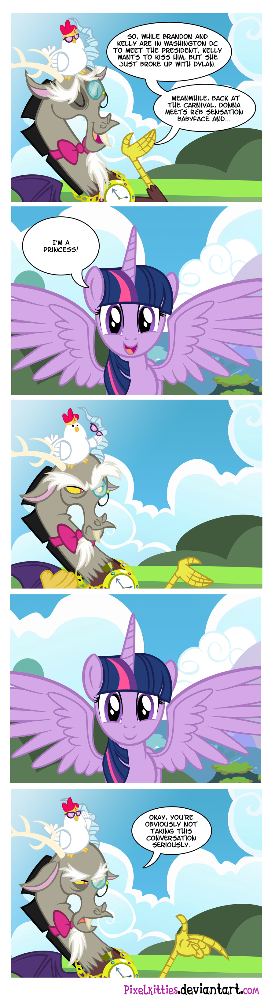 My Little Pony LIX: Is Very Proud Of You [Archive] - Page 5 - Giant