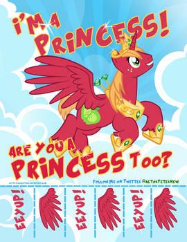 Peter New / Princess Big Macintosh Request