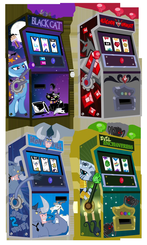 Friendship is Magic Gambling Machines
