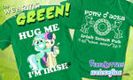 St Patty's Day shirts from We Love Fine!