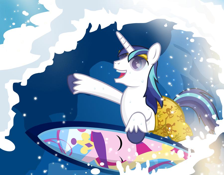Andrew Francis/ Shining Armor Request by PixelKitties