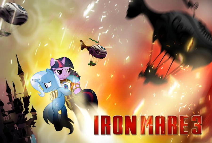 Iron Mare 3 by PixelKitties