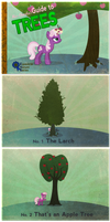 Miss Cheerilee's Guide to Trees