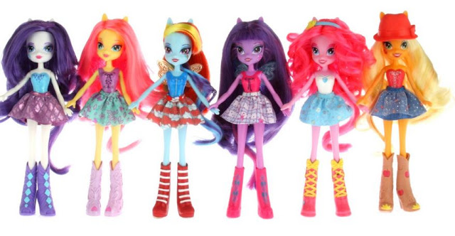 EQGIrlsDolls by PixelKitties