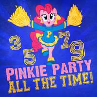 PinkieCheerleader by PixelKitties