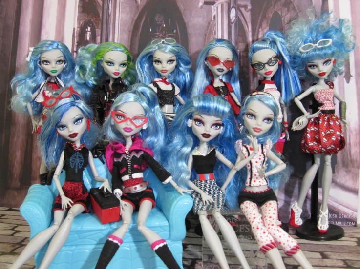 In Defense of Monster High Pt 2 Ghoulia by PixelKitties on DeviantArt