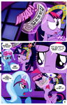 Ponyville Library After Dark Page 3