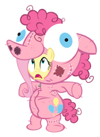 Dat Pinkie Pie Costume... by PixelKitties