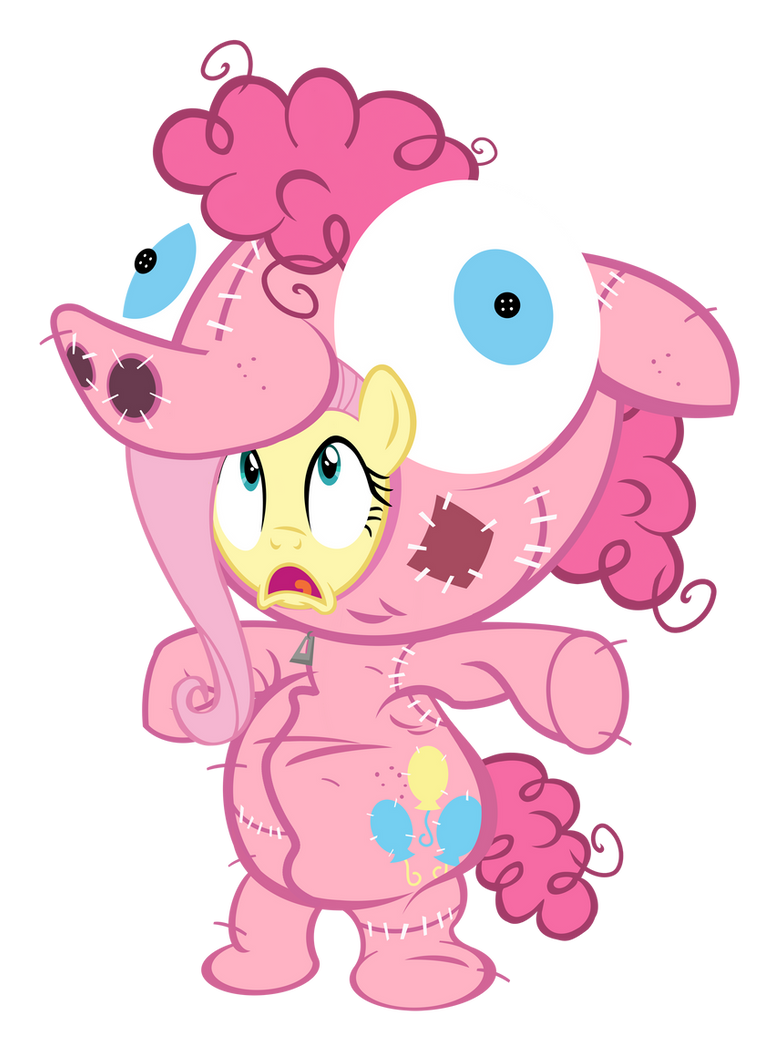 Dat Pinkie Pie Costume... by PixelKitties