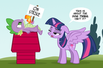 Spike on Strike