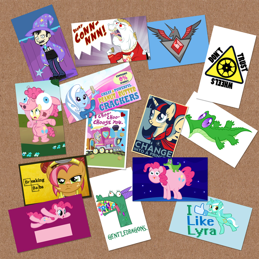 Bcon2013Stickers by PixelKitties