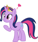 Trixie Goes Purple