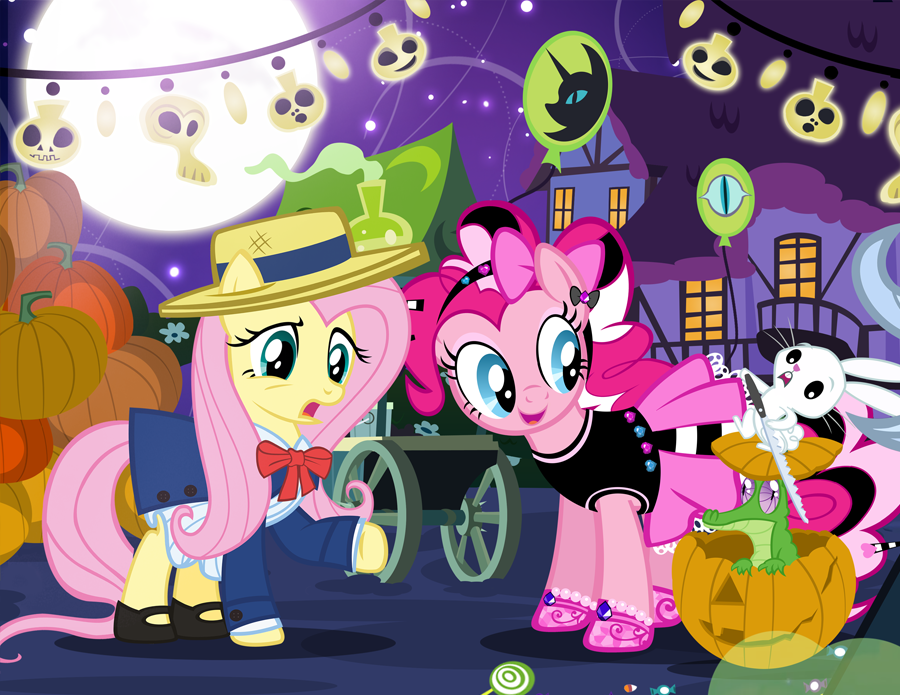 Nightmare Nights Request- Andrea Libman by PixelKitties