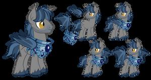 MA Larson OC Pony