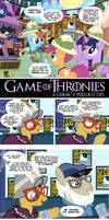 Game of Thronies Comic