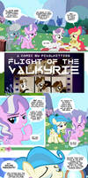 Flight Of The Valkyrie by PixelKitties