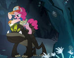 Pinkie Vs The Unidentifiable Creature