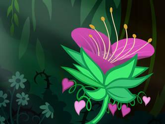 My Little Pony CCG- Hearts Desire Card by PixelKitties