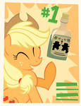 Applejack Loves Tonic