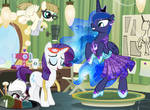 Tabitha St Germain Babscon Autograph Card