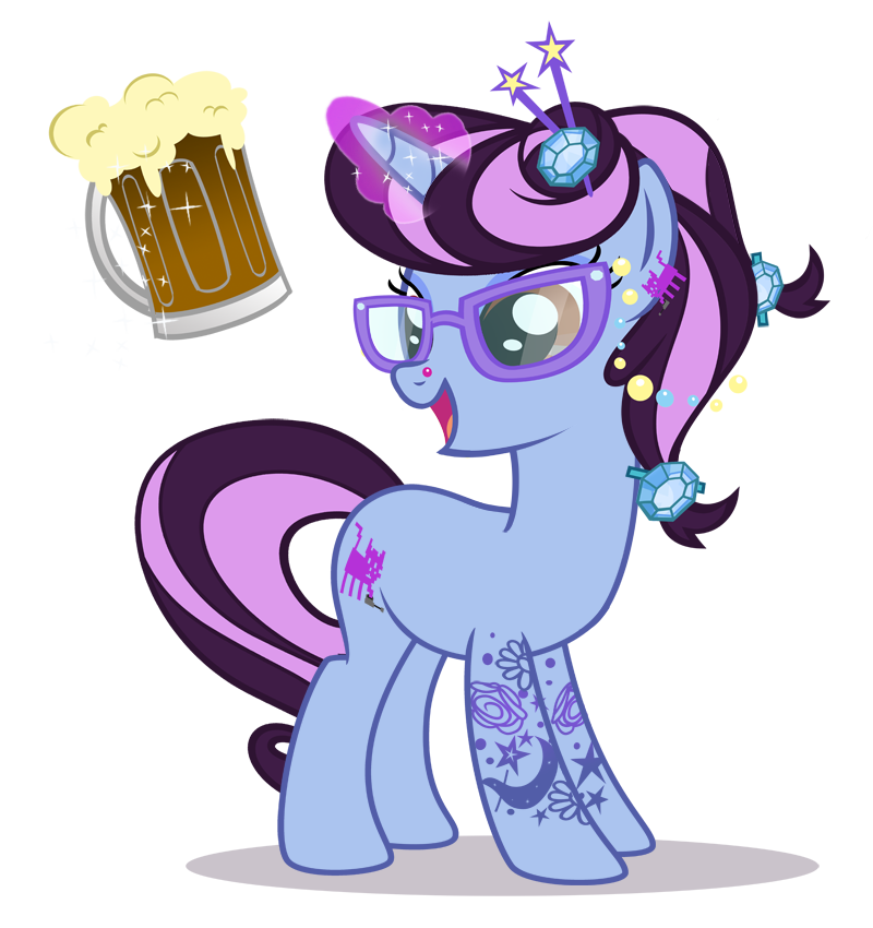 BeerHorse by PixelKitties