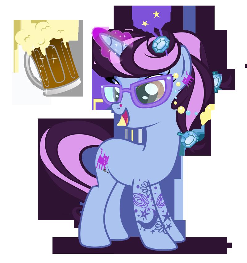 BeerHorse by PixelKitties