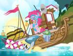 Pinkie Pie's Ocean Adventure
