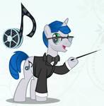Steffan Andrews OC Pony