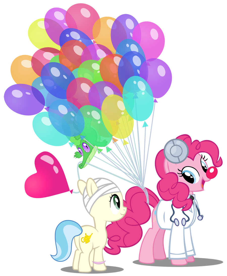 Pinkie Prescription by PixelKitties