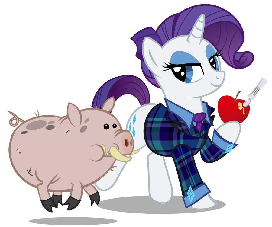 Pearls Before Swine by PixelKitties