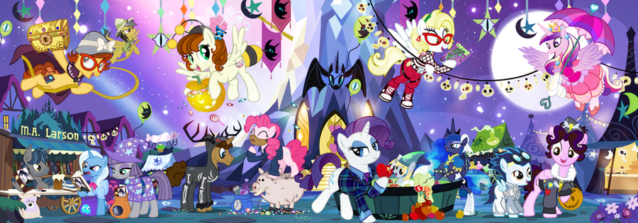 Nightmare Nights 2014
