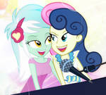 Lyra and Bon Bon's Duet
