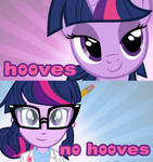 Hooves or No Hooves?