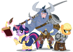 Dragon Age Pones