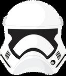 The Force Awakens Stormtrooper Helmet