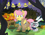 They're coming to get you, Fluttershy!
