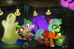 Nightmare Night- Spikey-Wikey- Doo