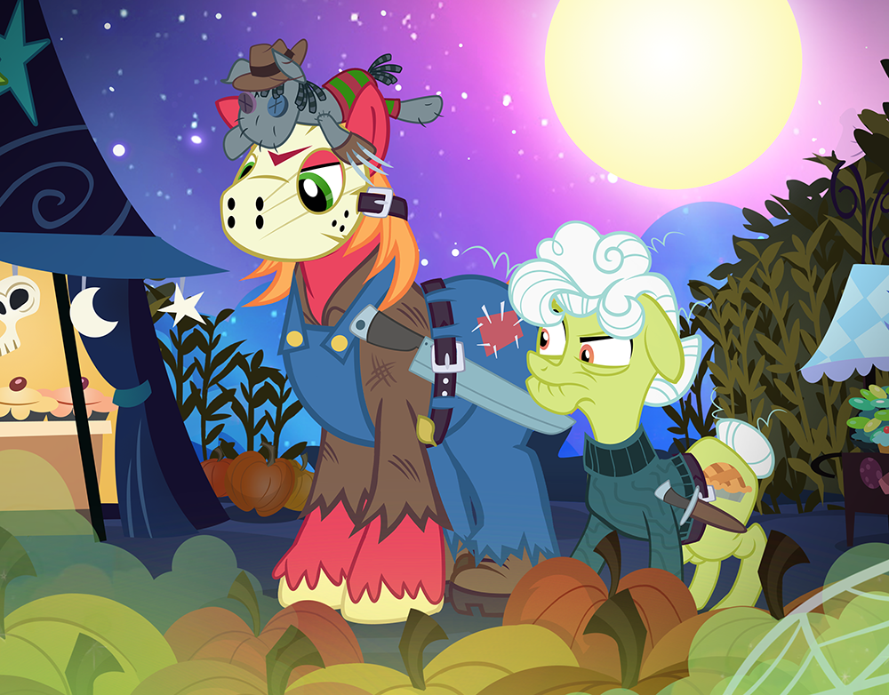 It's Got a Death Curse! by PixelKitties
