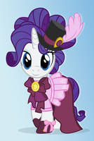 Victorian Marshmallow by PixelKitties