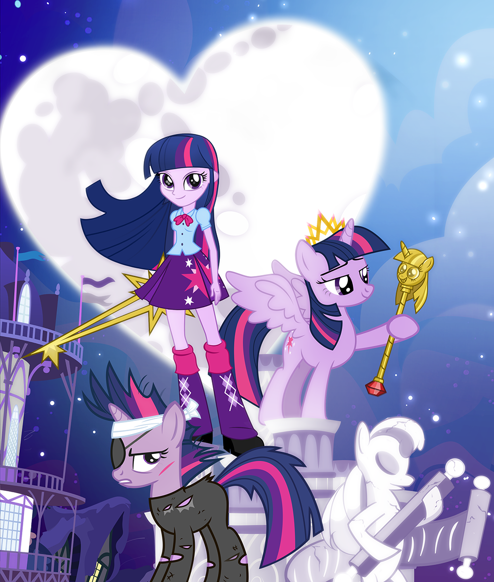Twilight's Kingdom by PixelKitties