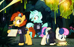 GM Berrow and the Mares from SMILE