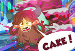 YONA NEEDS CAKE!