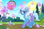 Easter Trixie