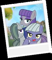 Just some Rock Farm girls