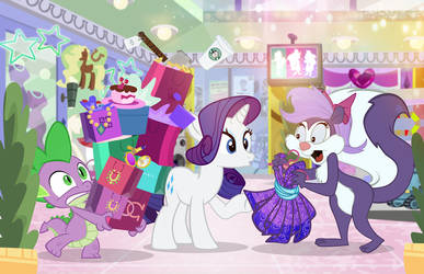It eez haute couture, non? by PixelKitties