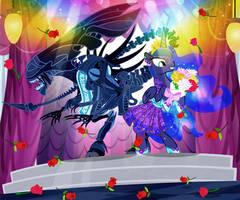 It's Good To Be The Queen- Luna version by PixelKitties