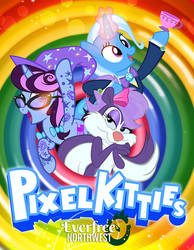 Pixelkitties Autograph Card by PixelKitties