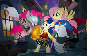<b>Justice Horses</b><br><i>PixelKitties</i>