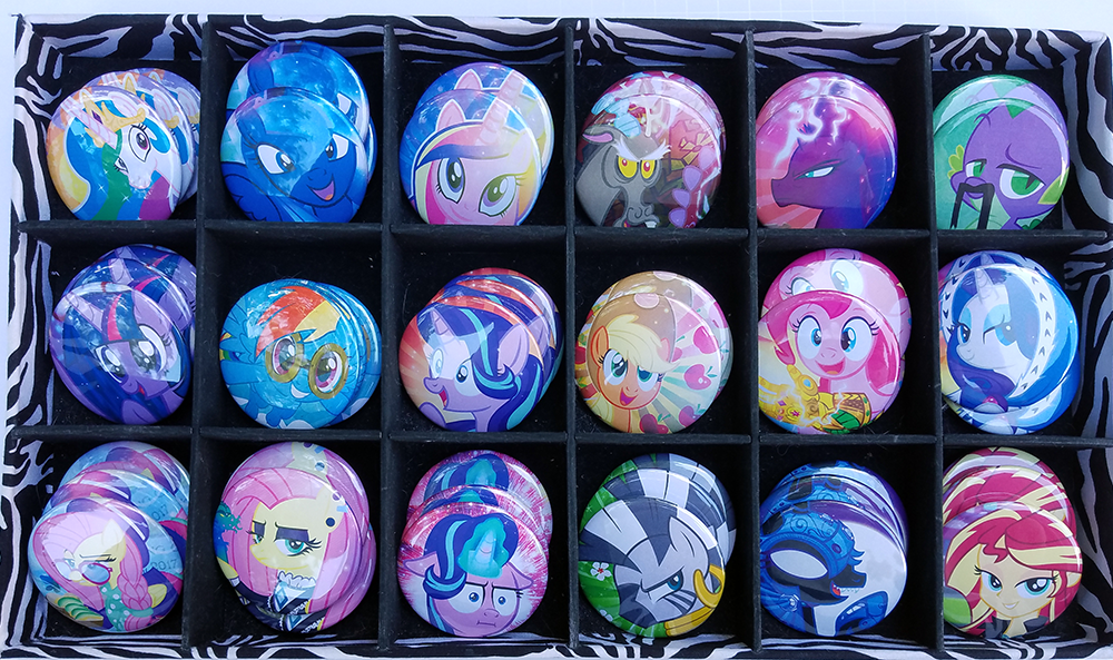 Buttons01 by PixelKitties